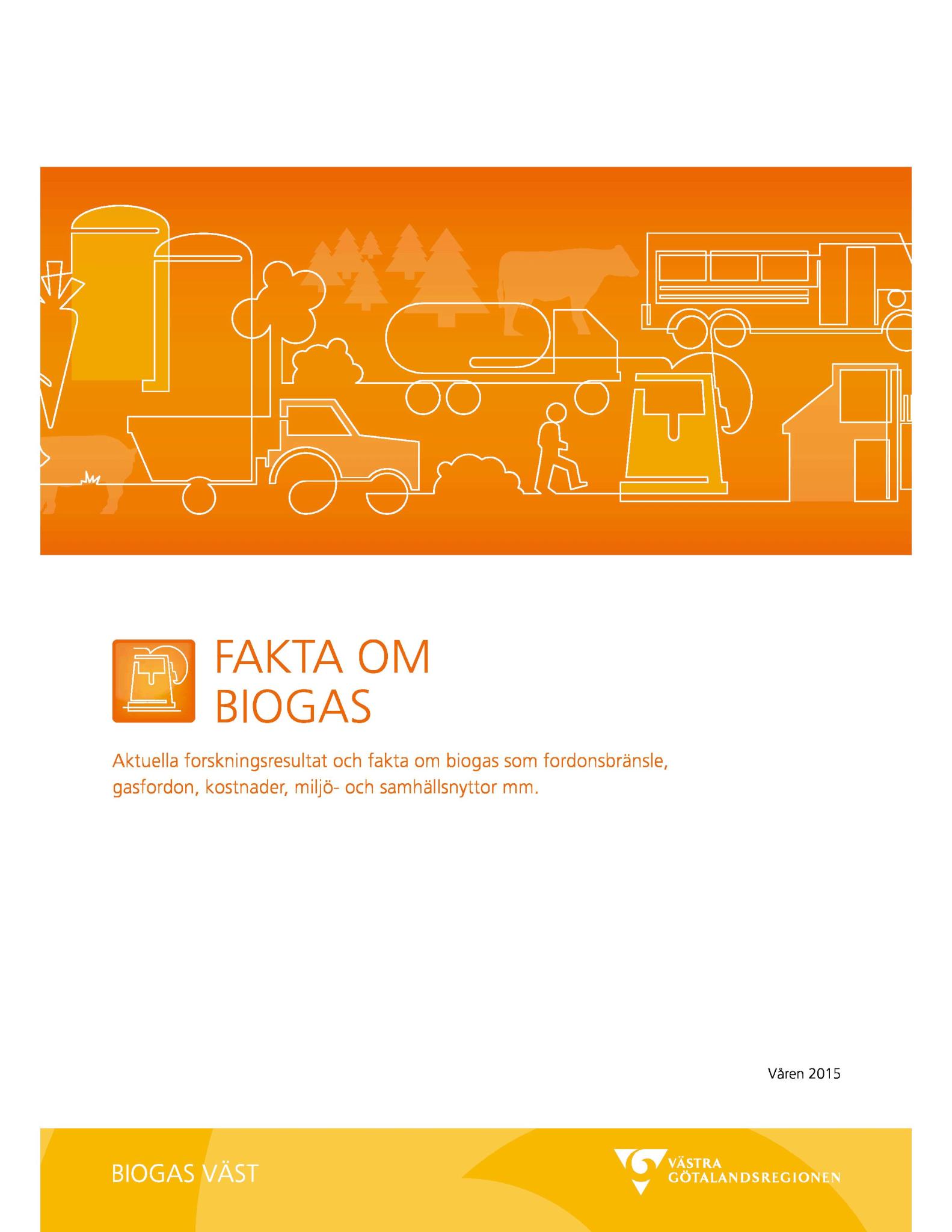 Fakta om biogas